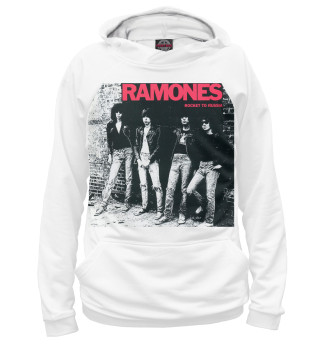 Ramones Rocket to russia white