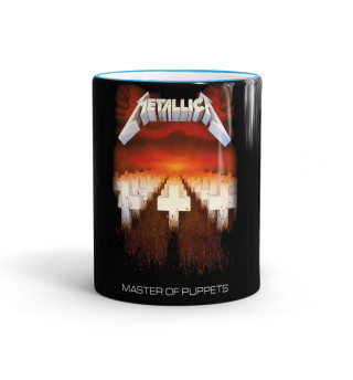 Кружка Metallica Master of Puppets